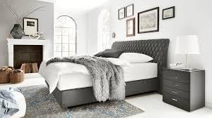 Amazing Schlafzimmer Mit Boxspringbett Images Hiketoframecom
