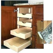 shelves for kitchen cabinets blind corner pull out shelves for kitchen cabinets pantry storage space above kitchen cabinets