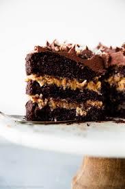 Upgraded German Chocolate Cake Sallys Baking Addiction