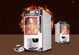 Tea Coffee Vending Machine With Coin Cool 48 In 48 Automatic Cup Falling Milk Tea Fruit Juice Coffee Maker
