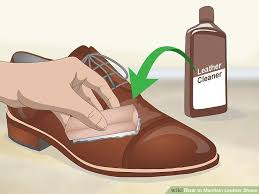 image titled maintain leather shoes step 2