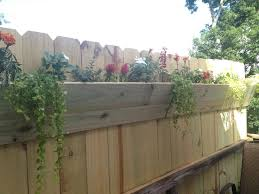 fence planter 14