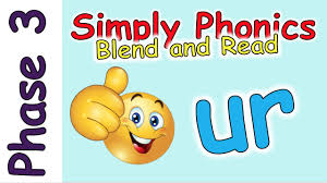 That's a very simple explanation but very helpful in my opinion. Er Ir Ur Sounds Songs Kids Videos Games Activities