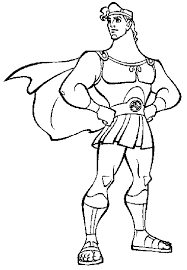 Small Picture Hercules Manly Hercules Coloring Pages Pinterest Kids net