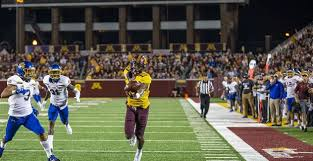 Gopher Football Releases Their Depth Chart For Georgia Southern