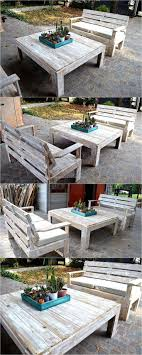 Pallet Furniture Pictures The 25 Best Pallet Furniture Plans Ideas On Pinterest Pallet