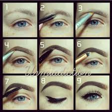 diy eyebrow make up tutorial 3 0 screenshot 6