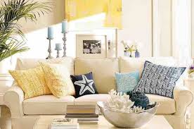 beachy living room. Beachy Living Room Ideas Feature Image E