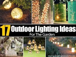 garden lighting ideas. 17 Outdoor Lighting Ideas For The Garden R