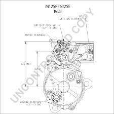 delco remy starter wiring diagram wiring diagram prestolite leece m125r2632se dim r specsphp pf trueitem detail id 36466item starter 20motor delco remy 39mt wiring diagram