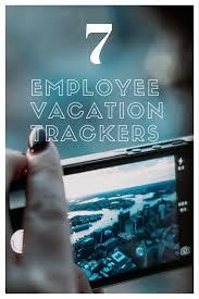 Vacation Tracker Employee Vacation Tracker Template