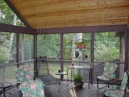 Screened In Porch Design screen porches columbus ohio columbus decks porches and patios 5599 by uwakikaiketsu.us