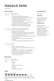 Youth Pastor Resume Samples VisualCV Resume Samples Database