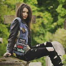 Heavy Metal Girl ths is totally