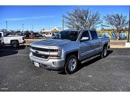 Odessa, TX - Used 2018 Chevrolet Silverado Vehicles for Sale