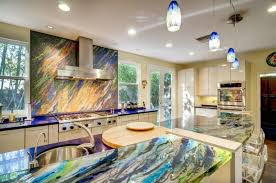 view in gallery glass countertops