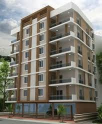 Modern House Plans, Modern Houses, Bedroom Apartment, Apartment Design,  Building Facade, Modern Apartments, Guest Houses, Building Designs, Urban  Design