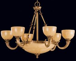 alabaster chandeliers