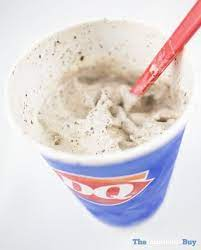 The coffee crisp blizzard features coffee crisp bar pieces and chocolatey topping blended with the brand's signature vanilla soft serve. Quick Review Dairy Queen Secret Menu Coffee Oreo Blizzard The Impulsive Buy