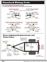 trailer wiring diagram 7 pin round in ap 12 50 grn yl brw wh rd 6 Way Trailer Light Wiring Diagram trailer wiring diagram 7 pin round with 6y way wirinig guide 556 png 6 way trailer plug wiring diagram