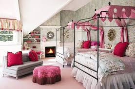 Charming pink kids bedroom design decorating ideas Lmolnar Tsgkidsroomstraditionalgirlsrooms Pinterest Charming Childrens Rooms The Scout Guide
