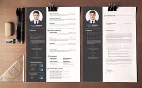 Modern Resume Examples Magnificent Modern Resume Template 48 Phenomenal 48 The Best CV Templates 48