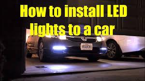 exterior led lighting car. exterior led lighting car w