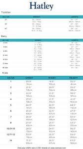 Hatley Baby Size Chart 94 Best Baby Toddler And Childrens Clothing Sizes Images