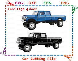 ford truck svg, ford 250, Pickup Truck Clipart Pickup truck svg Cut ...