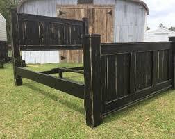 black wood bedroom furniture. Exellent Black Wood Bed Framebedroom Furniturereclaimed Wood Bedwood Bedcabinrustic Framebedroombedqueenkingfurnitureblack To Black Bedroom Furniture