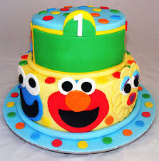 Elmo Character Cake Fondant Cakes In Lahore Free Delivery
