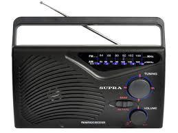 <b>Радиоприемник Supra ST 18U</b> - Чижик