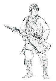 Coloring Pages Soldier Coloring Pages Free To Print Army Color Toy