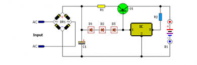 volt car battery charger circuit schematic community 12 volt car battery charger circuit diagram