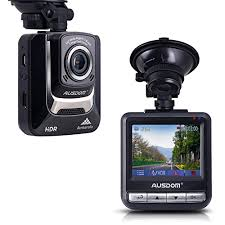 ausdom ad282 car dash cam 2 4 inch lcd car dvr video recorder with 129