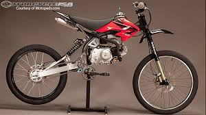 motoped motorized bicycle first look motorcycle usa