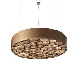 Diy Wood Veneer Pendant Light