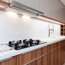 led under cabinet kitchen lighting. Luceco 9W Warm White LED Under Cabinet Strip Light - 500mm Led Kitchen Lighting