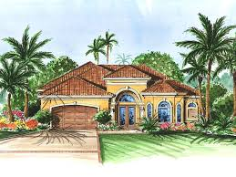 Plan H    Find Unique House Plans  Home Plans and Floor    Florida Style House Plan  H