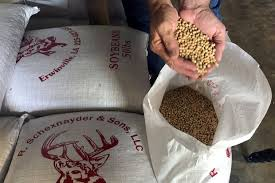 Farmer Resume New China May Have To Resume US Soybean Purchases In Weeks Despite