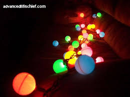 ping pong lighting. all thatu0027s left to do now is hang up your new set of ping pong ball lights and enjoy lighting
