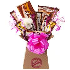 details about mothers day galaxy chocolate bouquet super mom gift her perfect gift
