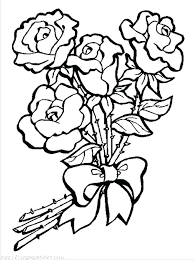 Flower Coloring Book Pages Rose Coloring Pages Elegant Free Coloring