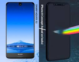 sharp aquos phone. the lg v30 \u2013 and even g6 bare some resemblance to this new borderless sharp phone. it\u0027s only mi mix phone with such a small bezel that it ended aquos