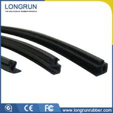 oem silicone garage door rubber seal extrusion for electrical equipment