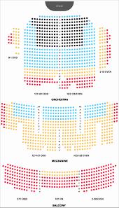 Goodyear Theater Seating Chart 28 Eye Catching Hirschfeld Theater Seating Plan