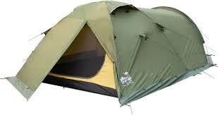 <b>Палатка Tramp Cave 3</b> v2 купить туристические палатки в ...