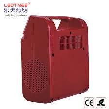 6v lead acid battery with solar panel smd chip solar led lantern light