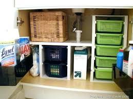under sink storage under the sink organizing ideas under sink storage ideas the organizers organization bathroom