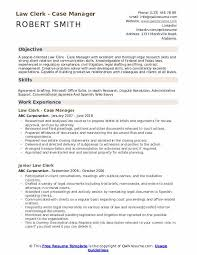 contract compliance resume law clerk resume samples qwikresume